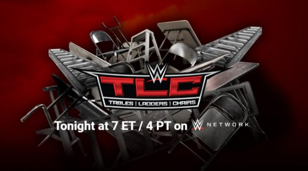 WWE TLC : Tables Ladders And Chairs 2019 PPV video Watch Online 12/15/19 15th December 2019 This Week