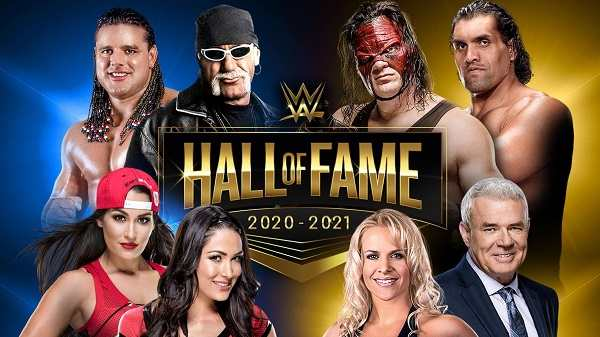 WWE Hall Of Fame Induction Ceremony 2020 - 2021 Online 4/6/21 6th April 2021 videos HD/Divix Quaility