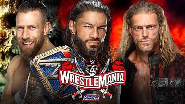 WWE Wrestlemania 37 Night 2 PPV Online 4/11/21 11th April 2021 videos HD/Divix Quaility